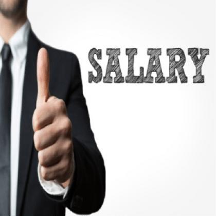 שכר ממוצע, מינימום וחציוני